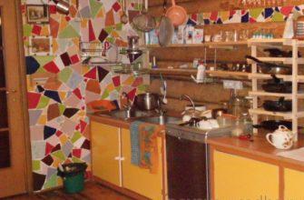 Кухня Новой Усадьбы