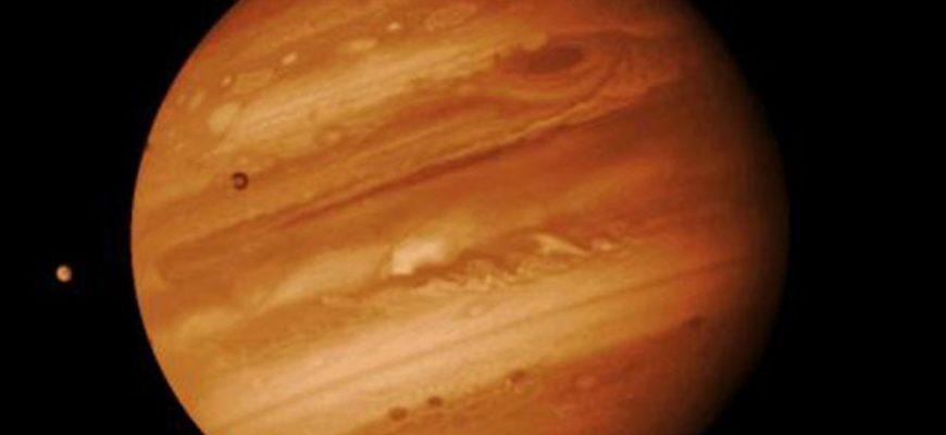 Наблюдение в телескоп Юпитера